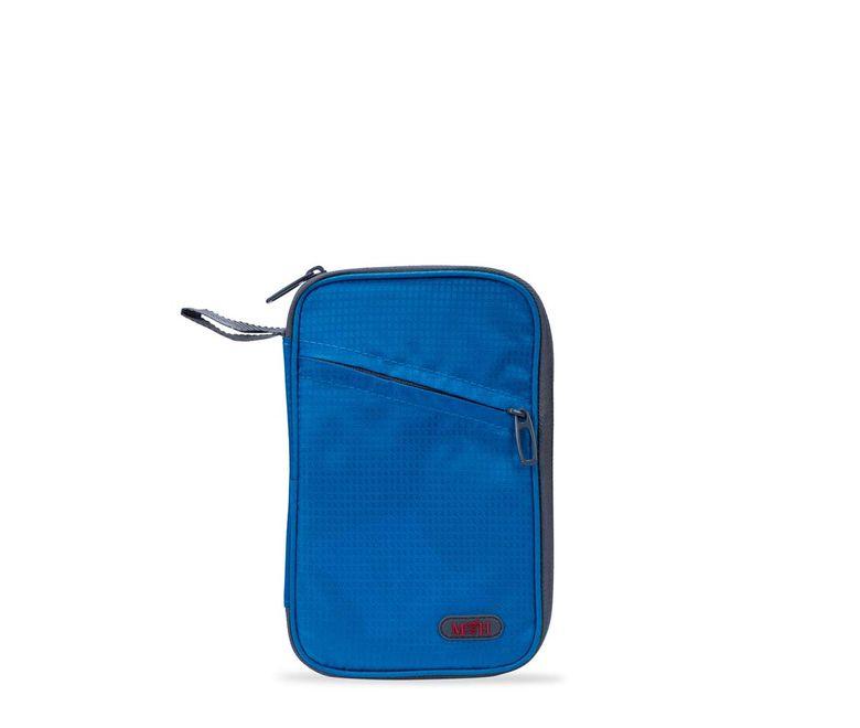 f749f1f9b Organizador cremallera azul nomad contempo