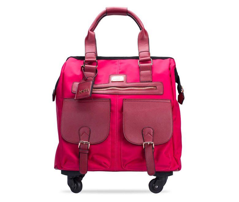 Pink Pink 1zs0x Amarilla Viaje Bolsa shdtQr