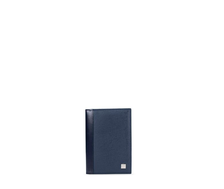 porta-pasaporte-sencillo-azul-impe-chicago