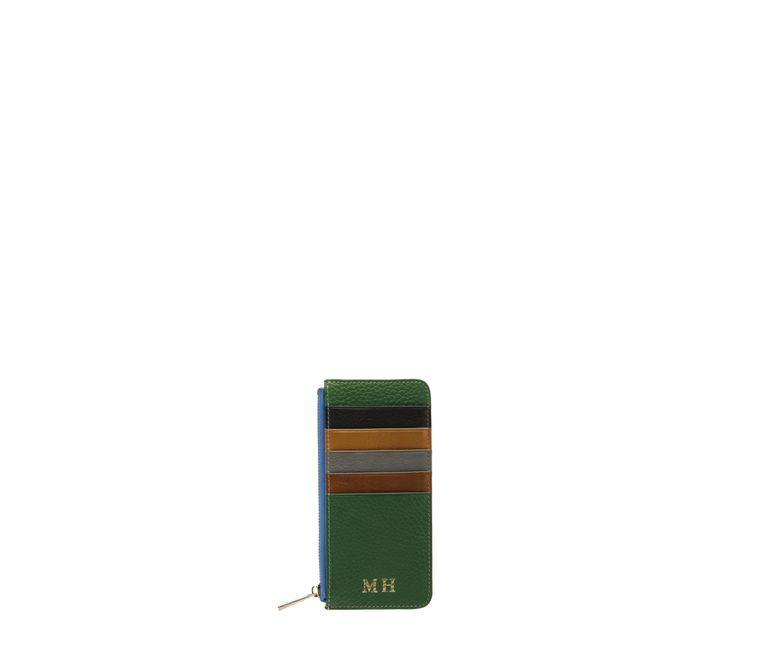 tarjetero-largo-con-cremallera-verde-multicolor-sarah_1