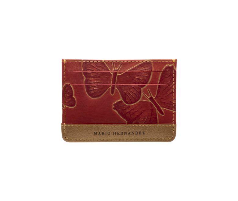 tarjetero-plano-escarlata-mariposas